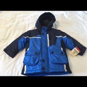 OshKosh B'gosh Jackets & Coats - NWT Toddler Boy Oshkosh winter coat - 2T